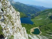 Klettersteige Lachenspitze