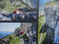 Kletterwand Cima Paganella