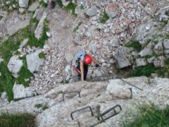 Klettersteig Hochlantsch : Franz scheikl klettersteig hochlantsch bei graz