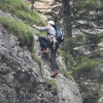 Rosina Klettersteig