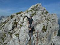 Klettersteig Kleinwalsertal : Mindelheimer klettersteig schafalpenköpfe