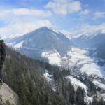 Klettersteig Stafflacher Wand St. Jodok im Wipptal
