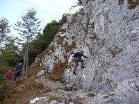 Klettersteig Für Anfänger : Klettersteige für anfänger in den alpen bergwelten bridges