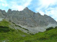 Klettersteig Tannheimer Tal : Klettersteig lachenspitze