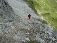 Klettersteig Lachenspitze : Klettersteig lachenspitze