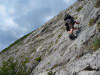 Klettersteig Che Guevara : Via ferrata ernesto che guevara