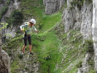 Klettersteig Wilder Kaiser : Klettersteig klamml wilder kaiser