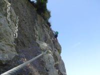 Peilsteinpalfen Klettersteig