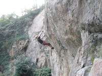 Klettersteig Pfalz : Karola klettersteig