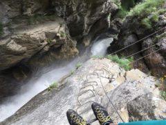 Klettersteig Ostschweiz : Schweiz klettersteige