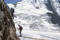 Klettersteig Pontresina : Klettersteige pontresina urlaub aktivitäten wandern klettern