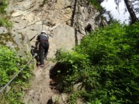 Klettersteig Stuibenfall : Klettersteig stuibenfall umhausen