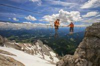 Klettersteig Koppenkarstein - Foto Herbert Raffalt