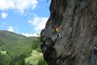 Klettersteig Heinfels - Bild: TVB Osttirol