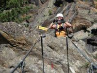 Klettersteig Zirbenwald : Obergurgler zirmwald klettersteig