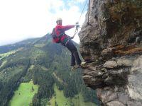 Klettersteig Zimmereben : Csaba at klettersteigguide tirol klettersteig zimmereben