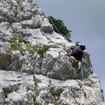 klettersteig haidachstellwand