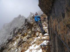 Klettersteig Kitzbüheler Horn : Fotogalerie tourfotos fotos zur klettersteig tour