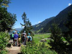Klettersteig Mayrhofen : Familienklettersteig mayrhofen kindergerechter klettersteig und
