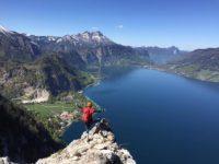 Klettersteig Katrin : Katrin klettersteig mit michelle mama clara und georg
