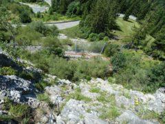 Klettersteig Oberjoch : Hindelanger klettersteig allgäu nebelhorn zum wengenkopf