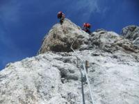 Klettersteig Ramsau : Heidi klettersteig sattelberg ramsau am dachstein