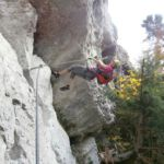 Klettersteig Wilde Gams - Bild: sandra Poschinger
