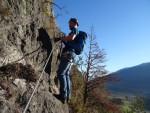Klettersteig Haiming : Klettersteig geierwand bei haiming mieminger kette