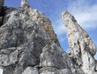 Klettersteig Pinut : Historischer klettersteig pinut