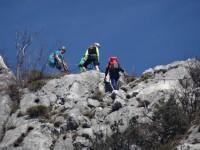 Klettersteig Cima Capi : Klettersteigrunde am cima capi ferrata susatti foletti