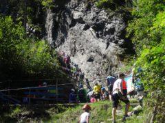 Klettersteig Mayrhofen : Pfeilspitz klettersteig mayrhofen zillertal allesklettersteig™