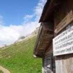 Zustieg zum Pößnecker Klettersteig