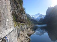 Laserer Alpin Klettersteig : Laserer alpin klettersteig