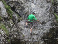 Klettersteig Rating : Rosina klettersteig