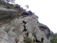 Klettersteig Hoachwool : Klettersteig hoachwool naturns schnalstal
