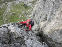 Klettersteig Jenner : Schützensteig klettersteig kleiner jenner