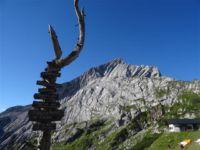 Klettersteig Alpspitze : Klettersteig alpspitze aufstieg via alpspitz ferrata und abstieg