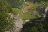 Klettersteig Chäligang : Chäligang klettersteig