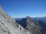 Klettersteig Lamsenspitze : Klettersteig lamsenspitze brudertunnel