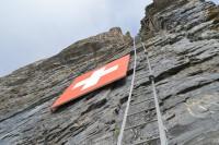 Klettersteig Gantrisch : Gantrisch klettersteig