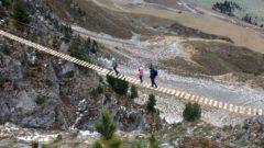 Klettersteig Schwierigkeitsgrad : Klettersteige kletterpark oberdrauburg bergsteigen