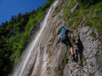 Klettersteig Hochjoch : Hochjoch klettersteig empfehlenswert moosbrugger climbing