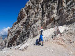Klettersteig Tabaretta : ▷ tabarettahütte südtirol touren wetter zimmer bergwelten