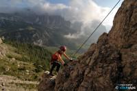 Pisciadu Klettersteig - Bild: Manfred Kostner