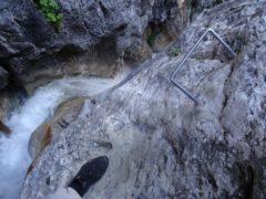 Vaude Klettersteig : Erfahrungsbericht vaude klettersteig camp die