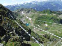 Klettersteig Hochjoch - Bild: André Tatter