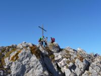Ettaler Mandl Klettersteig : Ettaler manndl oberammergau wanderung klettersteig mit kindern