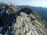 Hindelanger Klettersteig Wengenkopf : Hindelanger klettersteig gratüberschreitung hoch über oberstdorf