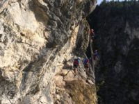 Klettersteig Verborgene Welt : Klettersteig verborgene welt