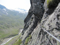 schwaerzenkamm klettersteig